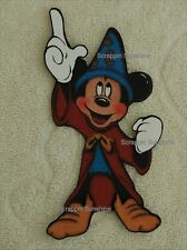 DISNEY Fantasmic Mickey Printed Paper Piece for Scrapbook Pages - SSFFDeb