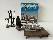 Playmobil 3262 v2 - Knight accessoires / Ritter-Zubehör (OVP 1976)
