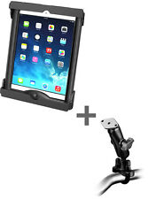 "RAM Mount iPad Air 2 Pro 9.7"" Handlebar Rail wheelchair U-Bolt Mount Kit"