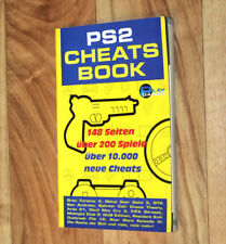 PS2 Cheats Book Buch GTA San Andreas Metal Gear Solid 3 Devil May Cry GT 4 etc