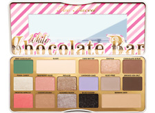Too Faced White Chocolate Bar Eye Shadow Palette- 100% Authentic - Boxed & New!