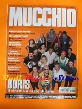 Rivista MUCCHIO SELVAGGIO 680/2011 Boris Benvegnu' Parente Cesare Basile  No cd