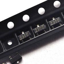 50PCS SI2300 2300 3.6A/30V SMD Transistor N-Channel 30-V(D-S) MOSFET SOT-23 NEW
