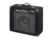 20W Bass Guitar Amplifier Combo Amp 1x8 Black