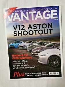 Vantage Issue 33 Spring 2021 | Independent Aston Martin Magazine