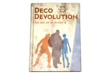 Deco Devolution The Art of BioShock 2 -  NEW Hardcover Illustrated Big Daddy 3