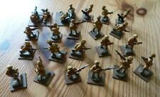 Lancashire Games 20mm WWII Indian Sikh Infantry and Command x 21