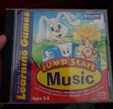 Jump Start  - Music - PC GAME - FREE POST