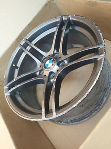 BMW Genuine 313m rear alloy wheel rim 19x9j e92 e93 3series 7844344 6787648
