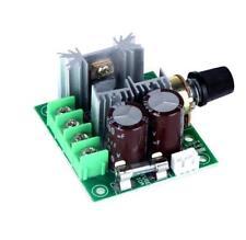12V-40V 10A Pulso Ancho Modulador Pwm Dc Motor Control de Velocidad 13KHz Cs (2)