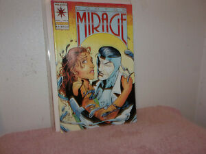 VINTAGE (NEW) VALIANT COMIC  SECOND LIFE OF DOCTOR MIRAGE # 9  .1994.......#449
