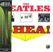 BEATLES LIVE AT SHEA STADIUM 1965 CD MINI LP OBI