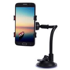 Universal 360° Rotating Car Windshield Cell Phone Holder Mount Bracket Sucker
