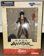 Zuko Action Figure Diamond Select Toys Avatar the Last Airbender Fire New Sealed