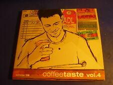 COFFEETASTE VOL 4 TOCO MYSTIC DIVERSIONS WILLY DE VILLE TAPE FIVE POCHILL RAR!