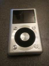 Fiio x1 ( High Resolution Lossless Music Player ) color-Silver