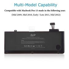 Battery Replace Apple MacBook Pro 13 inch A1278 A1322 2009 2010 Early 2011 2012