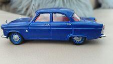 1:43 Corgi Metallic Blue Ford Zephyr Zodiac Mk2 Code3 in Showcase Special 1 off