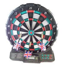 New LED Display 6 darts Electronic Dart Board Score