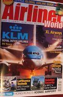 Airliner World Magazine 2014 October KLM,Kai Tak Hong Kong,Lufthansa Technik