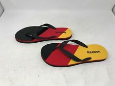 a98ace5f8726f2 Mens Reebok (V54477) Transition Flip Flops Size 9 ...