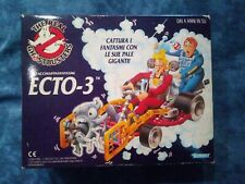 The Real Ghostbusters ECTO-3 Vehicle+Ghost Kenner Vintage NEW