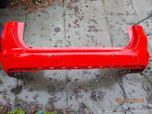 Astra k estate rear bumper, painted to order, latest model. PDC holes.