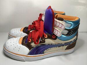 Puma Sky II Hi Women's Sneakers Shoes Size 8.5 RARE Colors