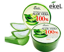 eKel 100% ALOE VERA Fresh Soothing & Moisture Gel 300ml Korean Cosmetics NEW
