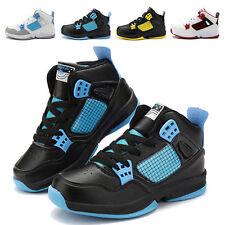 Schuhe für Jungen aus Kunstleder mit Schnürsenkeln und medium Breite