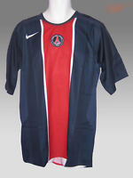 New NIKE PSG Paris Saint-Germain FOOTBALL Shirt PLAYER ISSUE No Sponsor XL