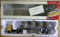 Corgi CC12512 Atkinson Borderer Flatbed Trailer & Reels BR Ltd Ed. 0002 of 2300