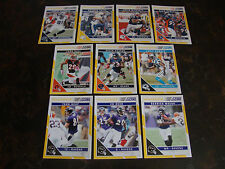 2011 Score Football---Gold Zone---Lot Of 10---No Dupes---See List