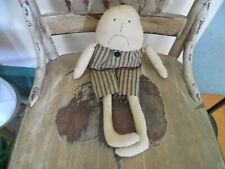 Adorable Cloth Humpty Dumpty Looking Doll