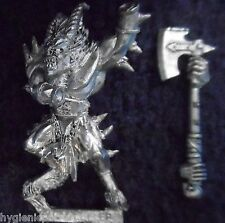 2001 chaos bloodletter 1 lesser démon citadel demon khorne warhammer armée devil