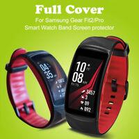 5X HD Anti Scratch Screen Protector Film For Samsung Gear Fit 2 Pro Smart Watch