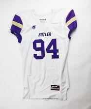 Siege Sports Butler Performance Game Football Jersey Men's 2Xl White Purple