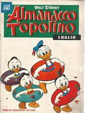 ALMANACCO TOPOLINO 1961 NUMERO 7