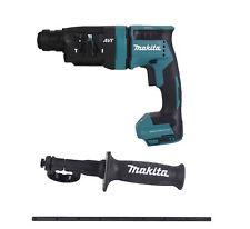 Makita Xrh12Z 18V Lxt Brushless Cordless 11/16 In. Avt Rotary Hammer Bare Tool