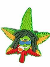 Magnet Marijuana 6 x 5 cm Hanf Cannabis Joint Kühlschrank Figur Deko GOR 5929 D
