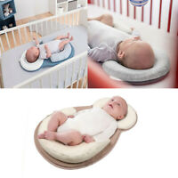 Baby Crib Travel Folding Portable Infant Multifunction Safe Bed Newborn Care CHF