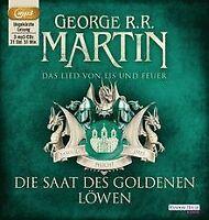 Das Lied von Eis und Feuer 04: Die Saat des goldenen Löw... | Buch | Zustand gut