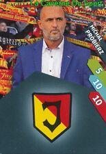 057 PROBIERZ POLAND JAGIELLONIA BIALYSTOK CARD ADRENALYN EKSTRAKLASA 2015 PANINI