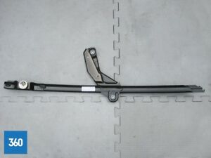 NEW GENUINE BENTLEY CONTINENTAL GT GTC WINDOW GUIDE RIGHT FRONT 3W0837412F