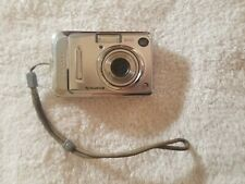 Fujifilm FinePix A Series A500 5.1MP Digital Camera used