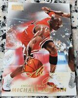 MICHAEL JORDAN 1998 Skybox PREMIUM HOT Card Chicago Bulls HOF 6x Champs SP $$$
