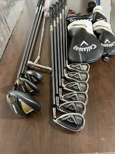 Callaway EDGE 10-Piece Women's Golf Club Set Ladies RH 3490