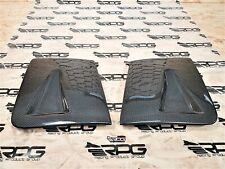 RPG EUNOS NA MK1 Carbon Vented Headlights Cover Set for 90-97 MAZDA MX-5 MIATA