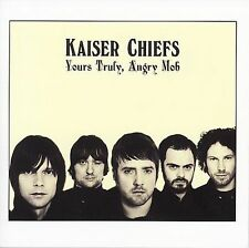 Kaiser Chiefs Yours Truly, Angry Mob Limited Edition CD and DVD