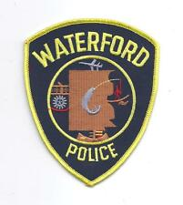 **WATERFORD MICHIGAN POLICE PATCH**